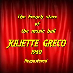 The French Stars of the Music Hall : Juliette Greco