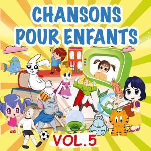 Chansons pour les enfants, Vol. 5