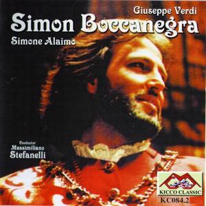 Giuseppe Verdi : Simon Boccanegra