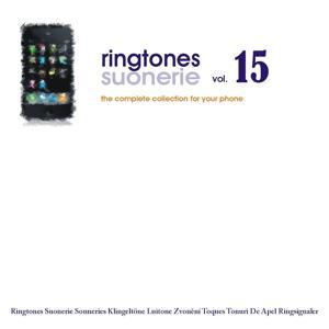 Ringtones suonerie, Vol. 15