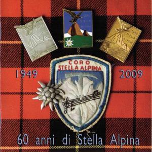 Coro stella alpina 60 anni