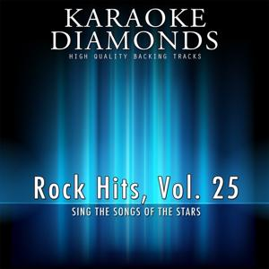 The Best for Rock Musicians, Vol. 25 (Karaoke Version)