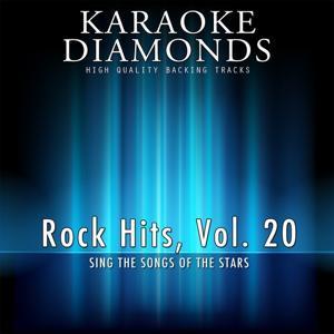 The Best for Rock Musicians, Vol. 20 (Karaoke Version)