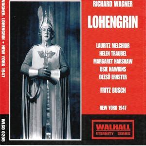 Richard Wagner: Lohengrin (New York 1947)