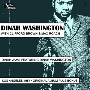 Dinah Jams Los Angeles 1954 (Original Album Plus Bonus Tracks)