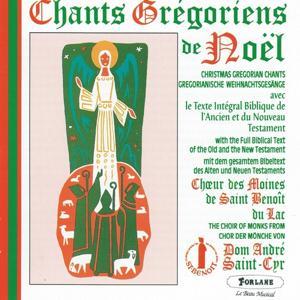 Chants grégoriens de Noël (Christmas Gregorian Chants)