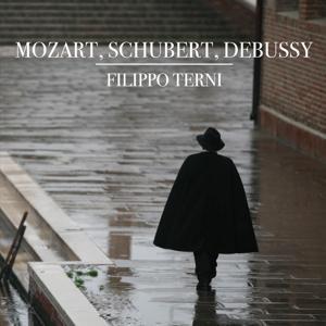 Wolfgang Amadeus Mozart, Franz Schubert, Claude Debussy