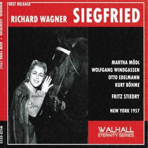 Richard Wagner: Siegfried (New York 1957)