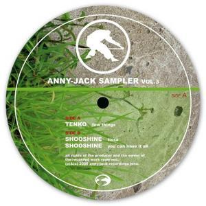 Anny Jack Sampler, Vol.3