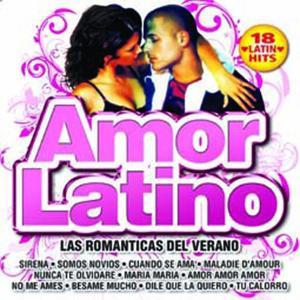 Amor latino (Las Romanticas del Verano)