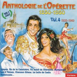 Anthologie de l'opérette, vol. 4 (1935-1959)