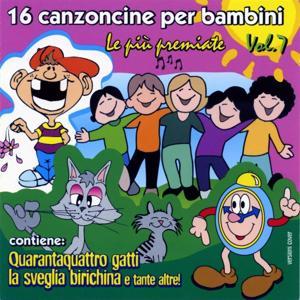16 canzoncine per bambini, vol. 7