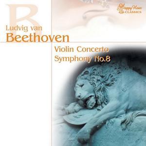 Ludwig van Beethoven (Violin Concerto and Symphony No. 8)
