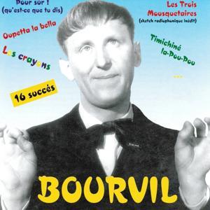 16 succès de Bourvil