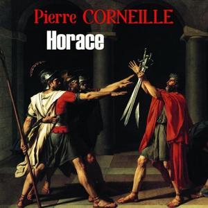 Horace (Mise en scène de Jean Desailly, réalisation de Georges Hacquard -1959)