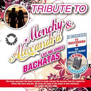 Tribute to Monchy & Alexandra (Las mejores bachatas)