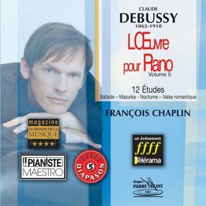 Debussy - L'oeuvre pour piano, vol.5