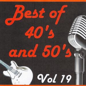 Best of 40's and 50's, Vol. 19