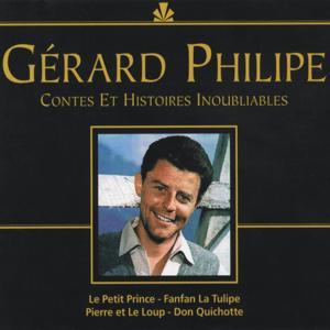 Gérard Philippe : contes et histoires inoubliables