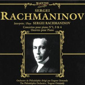Sergei Rachmaninov : Concertos pour piano No.1, 3 & 4