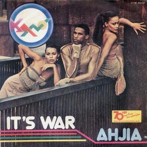 It's a War / Ahjia (7 Single)