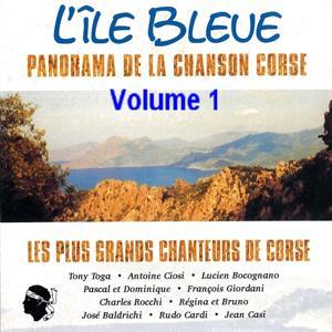 L'île bleue Volume 1 (Panorama de la chanson Corse)