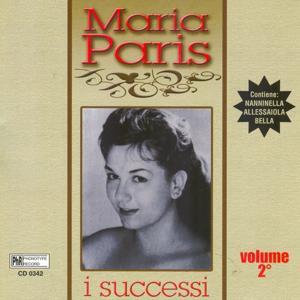 I successi di Maria Paris, vol. 2