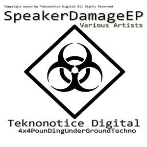 Speaker Damage - EP
