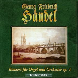 Georg Friedrich Händel - Konzert für Orgel und Orchester op. 4