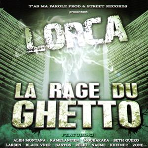 La rage du ghetto