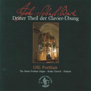 J. S. Bach : Dritter Theil der Clavier-Uebung (The Martti Porthan Organ - Kotka Church - Finland)