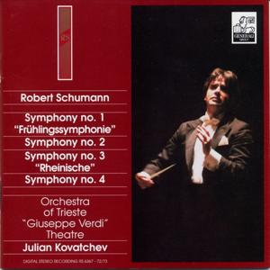 Robert Schumann : The Four Symphonies