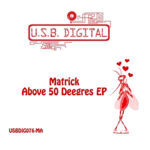 Above 50 Deegres EP
