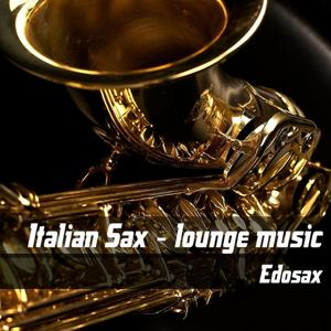 Italian sax lounge music