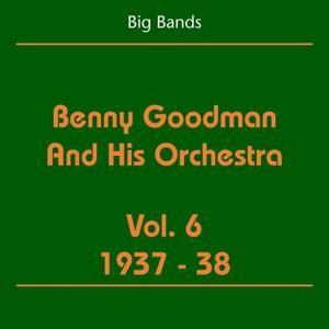 Big Bands (Benny Goodman And His Orchestra Volume 6 1937-38)