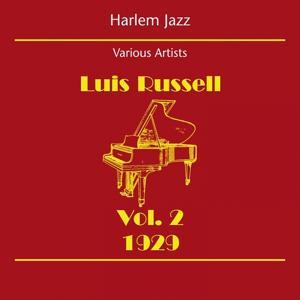 Harlem Jazz (Luis Russell Volume 2 1929)