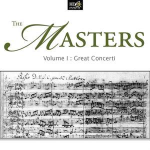 The Masters Vol. 1: Great Concerti: The Magic Of The Violincello