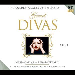 The Great Divas Vol. 2