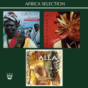 Les mille et une nuits de la savane: Le pays Bamoun au Cameroun / L'Homme mvet / Alla Massa: Chants liturgiques chrétiens de Guinée (Africa Selection)