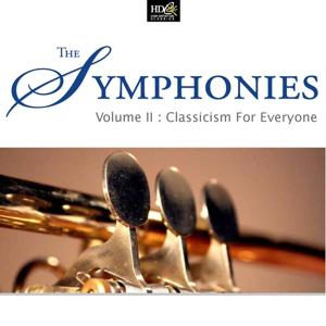 The Symphonies Vol. 2: Classicism For Everyone (Famous Melodies Of The 18th Century)
