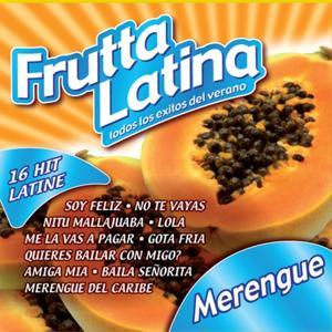 Frutta Latina Merengue, Vol. 10