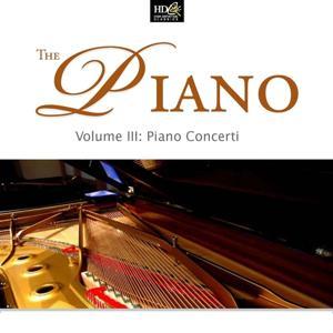 The Piano Vol. 3: Piano Concerti (The French Influence)