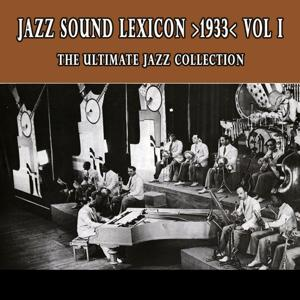 Jazz Sound Lexicon >1933< Vol.1