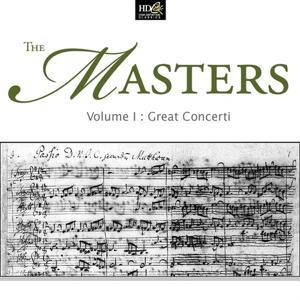The Masters Vol. 1 - Great Concerti (The Magic Of The Violincello)