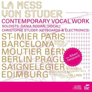 La Mess Von Studer (Live @ Collégiale de Berne (CH), 23 novembre 2008)