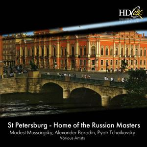 St Petersburg - Home of the Russian Masters