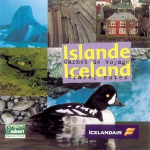 Carnet de voyage Islande (Iceland Travel Notes)