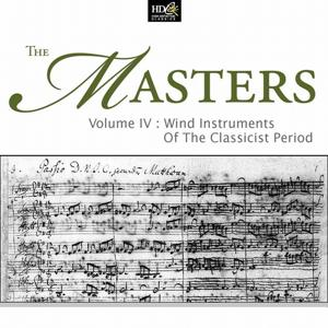 The Masters Volume 3 (Wind Instruments Of The Classicist Period The Classical Orchestra CD1)