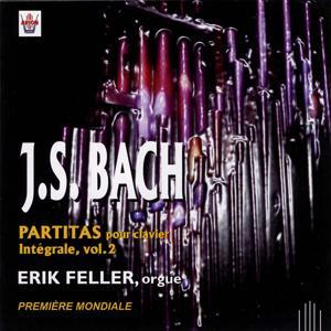 Bach : Intégrale des Partitas pour clavier, vol.2