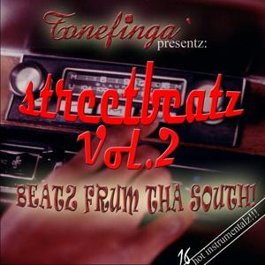 Streetbeatz Vol.2 Beatz frum tha South